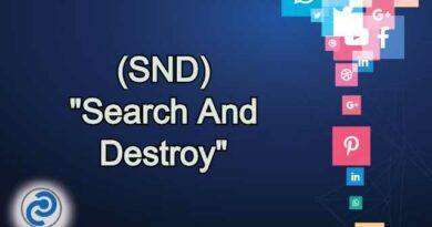 SND Meaning in Snapchat