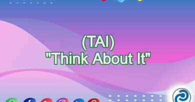 TAI Meaning in Snapchat