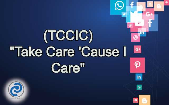 TCCIC Meaning in Snapchat