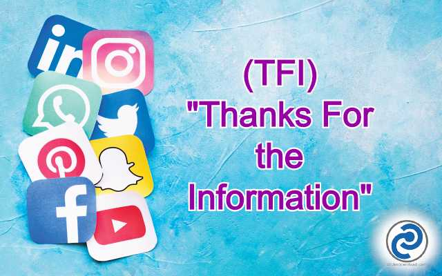 TFI Meaning in Snapchat