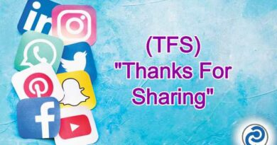 TFS Meaning in Snapchat
