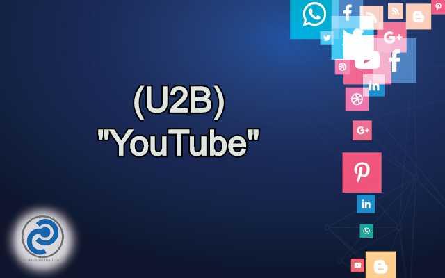 U2B Meaning in Snapchat