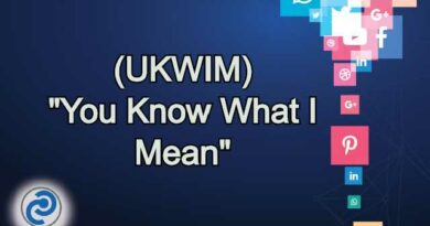 UKWIM Meaning in Snapchat