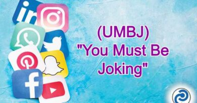 UMBJ Meaning in Snapchat