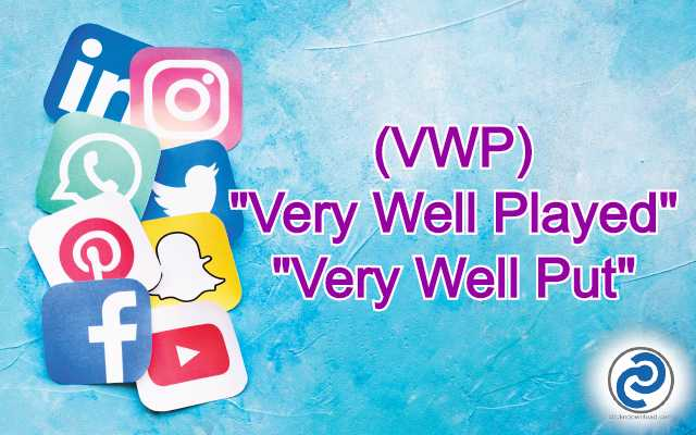 VWP Meaning in Snapchat