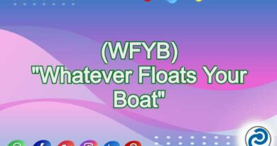 WFYB Meaning in Snapchat