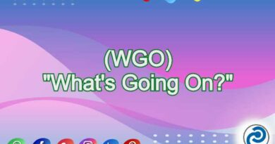 WGO Meaning in Snapchat