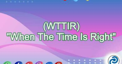 WTTIR Meaning in Snapchat