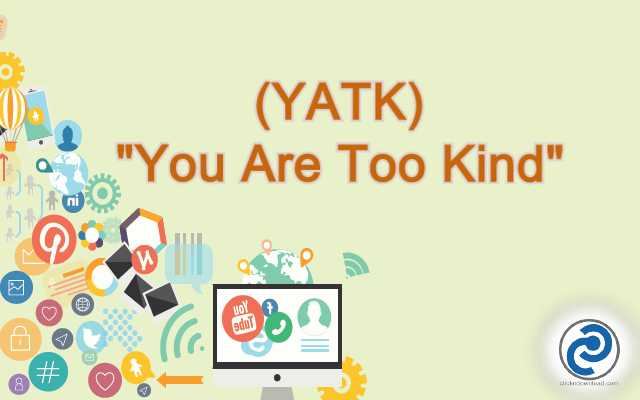 YATK Meaning in Snapchat