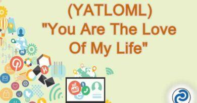 YATLOML Meaning in Snapchat