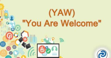 YAW Meaning in Snapchat