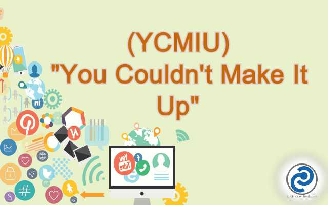 YCMIU Meaning in Snapchat