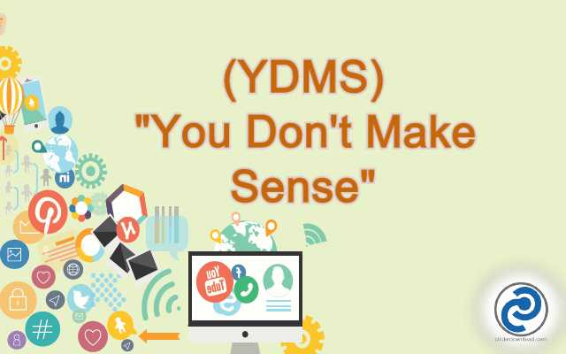 YDMS Meaning in Snapchat