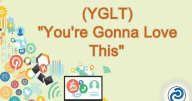 YGLT Meaning in Snapchat