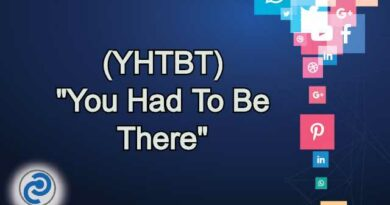 YHTBT Meaning in Snapchat
