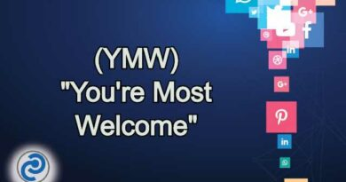 YMW Meaning in Snapchat