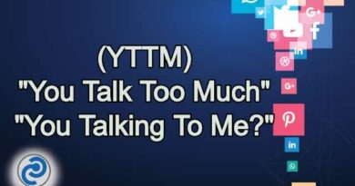 YTTM Meaning in Snapchat