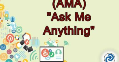 AMA Meaning in Snapchat,