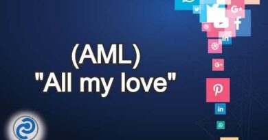 AML Meaning in Snapchat,