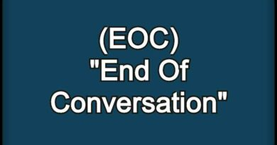 EOC Meaning in Snapchat,