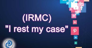 IRMC Meaning in Snapchat,