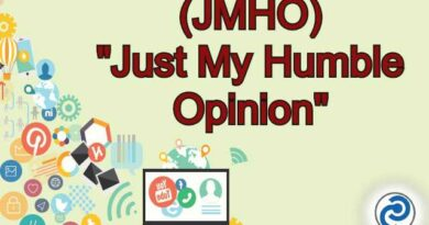 JMHO Meaning in Snapchat,