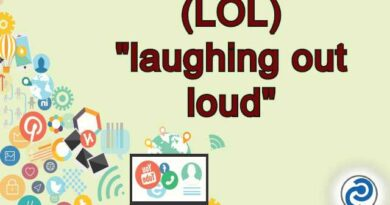 LOL Meaning in Snapchat,