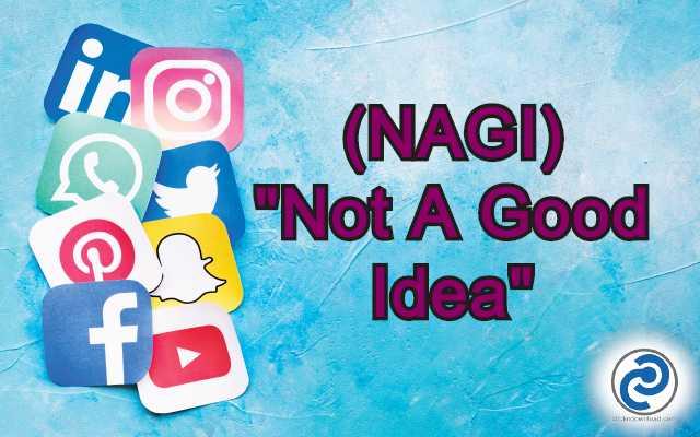 NAGI Meaning in Snapchat,