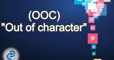 OOC Meaning in Snapchat,