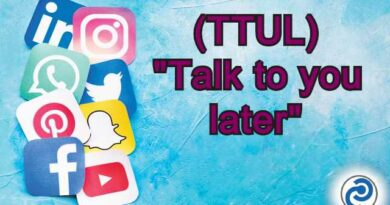 TTUL Meaning in Snapchat,