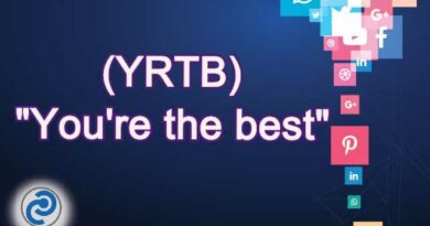 YTB Meaning in Snapchat,