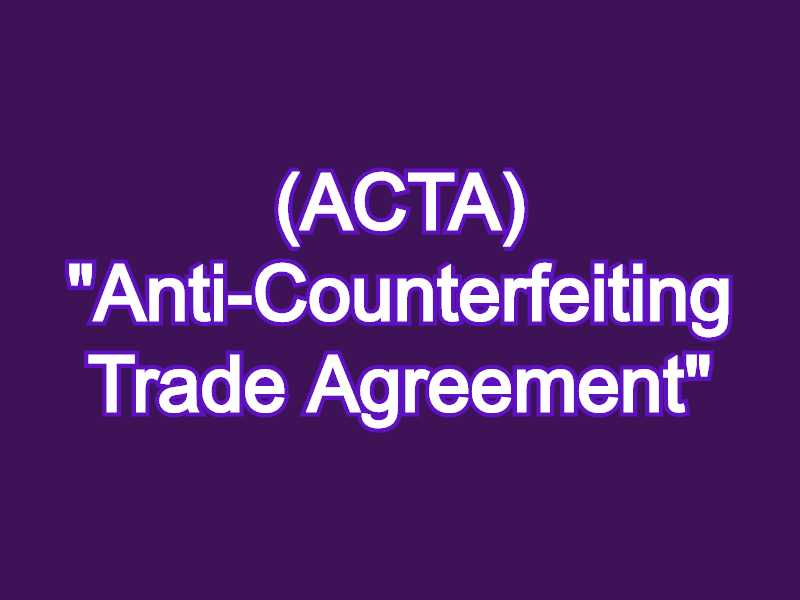 ACTA Meaning in Snapchat,