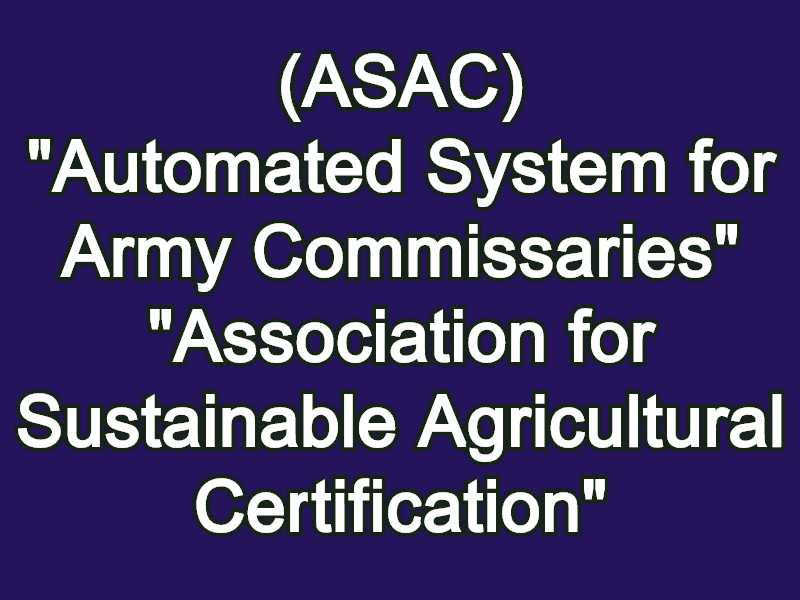 ASAC Meaning in Snapchat,