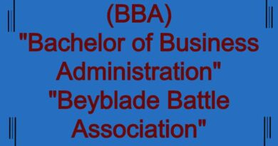 BBA Meaning in Snapchat,