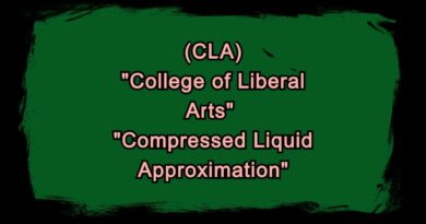 CLA Meaning in Snapchat,