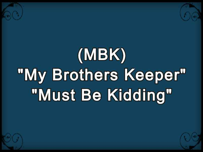 MBK Meaning in Snapchat,