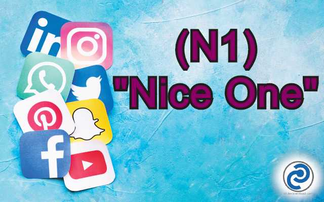 N1 Meaning in Snapchat,