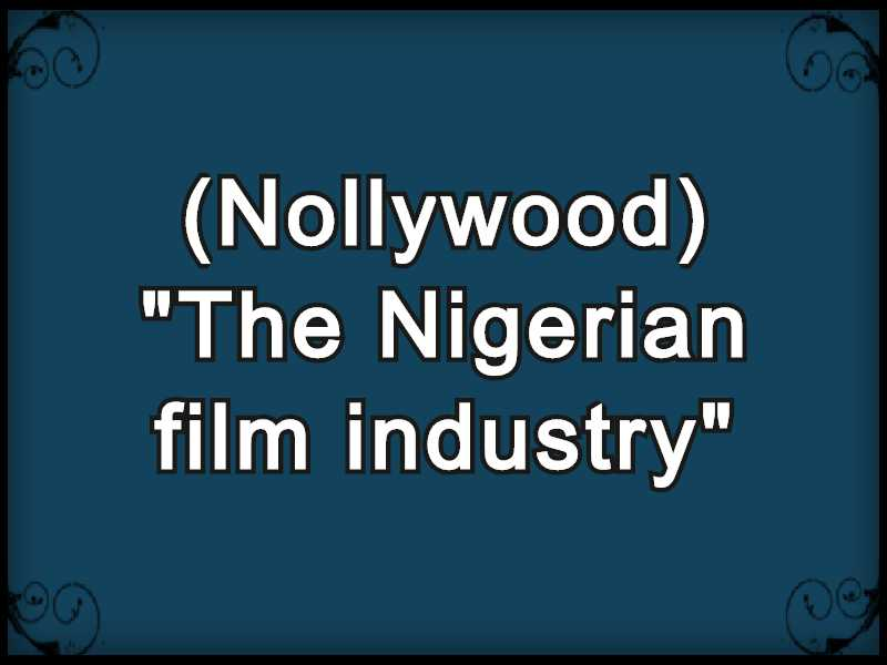 NOLLYWOOD Meaning in Snapchat,