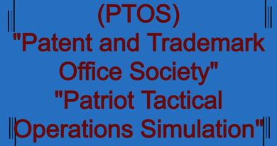 PTOS Meaning in Snapchat,