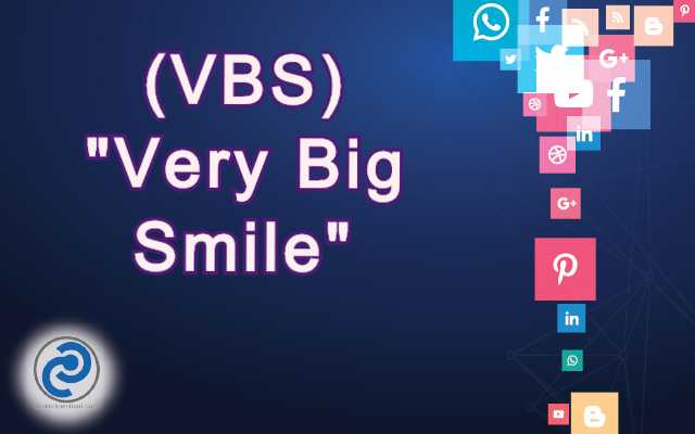 VBS Meaning in Snapchat,