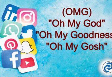 What Does OMG Mean in Social Media? OMG Meaning in Snapchat, Pinterest, Instagram etc.